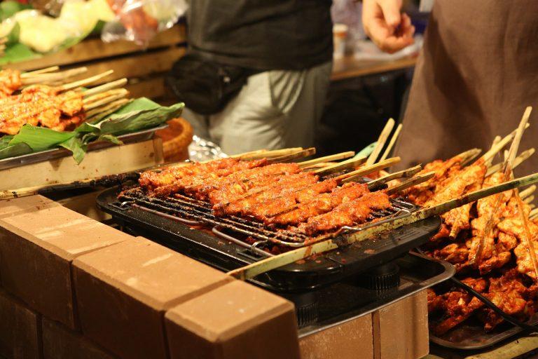 Street Food Festiwal w Ustrzykach Dolnych